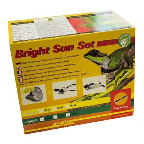 LR Bright Sun Evo SET Jungle 35W, BSS-J35